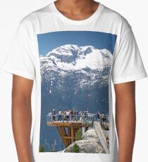 Gander Platform Long T-Shirt