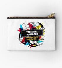 TERMINAL MANAGER Studio Pouch