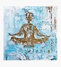 Buddha II Fotodruck