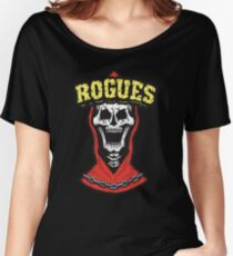 THE ROGUES GANG - THE WARRIORS  Women's Relaxed Fit T-Shirt