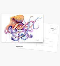 Octopus II Postcards