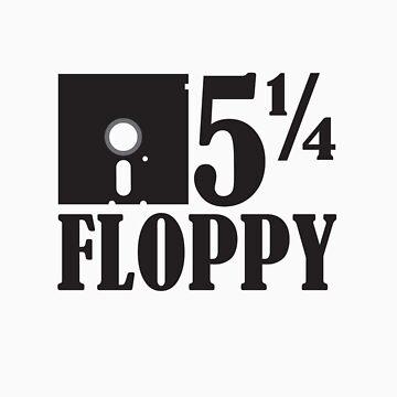 5.25 inch Floppy by vita83
