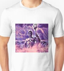 Poseidon the God of the Sea T-Shirt