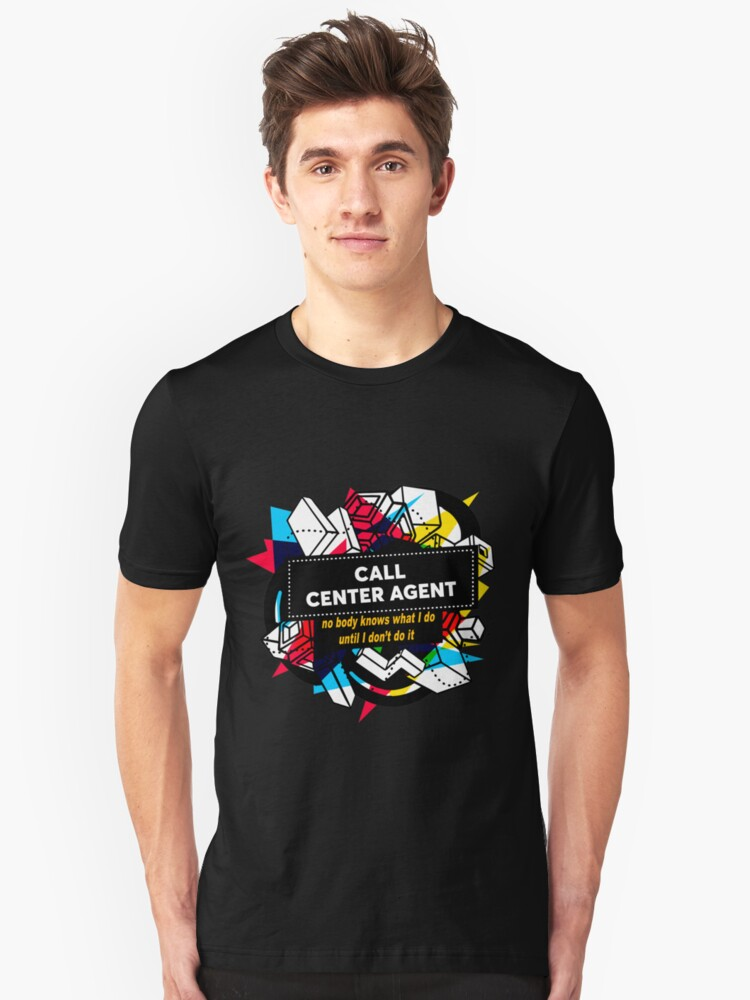 call center agent t shirt by brison redbubble call center agent t shirt by brison redbubble