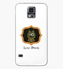 Music Monster - Ledze Pelin Case/Skin for Samsung Galaxy