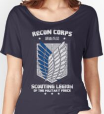 RECON CORPS.  Women's Relaxed Fit T-Shirt