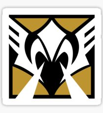 R6 Valkyrie Icon Sticker