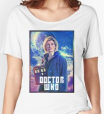 13th Doctor - Doctor Who Women's Relaxed Fit T-Shirt