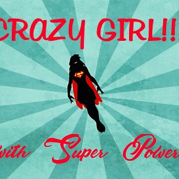 Crazy girl by daydeal