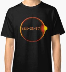 Total Solar Eclipse August 21 2017 Classic T-Shirt
