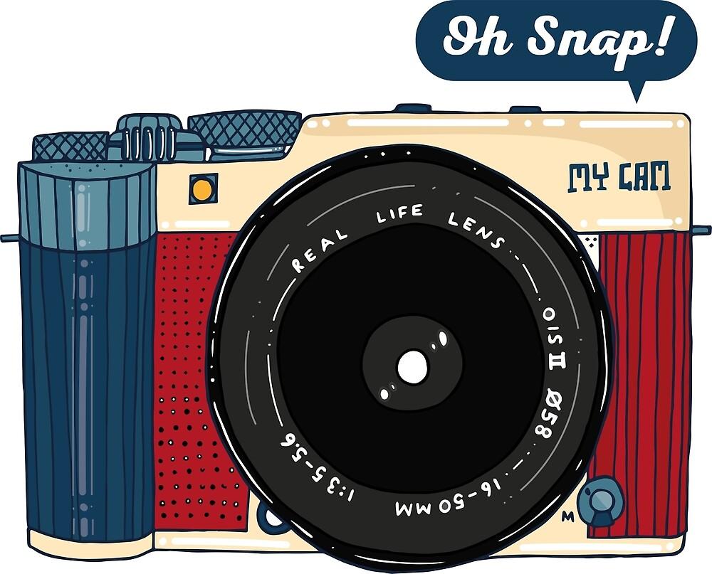 Oh Snap!  by leothexplorer