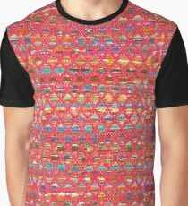 Pink Turkish Baklava Graphic T-Shirt