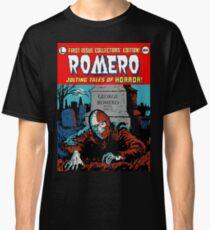 Romero Creepshow Tribute Classic T-Shirt