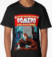 Romero Creepshow Tribute Long T-Shirt
