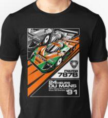 Mazda 787B - '91 Du Mans Champion Unisex T-Shirt