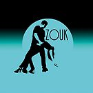 ZOUK - blue moon by cglightNing