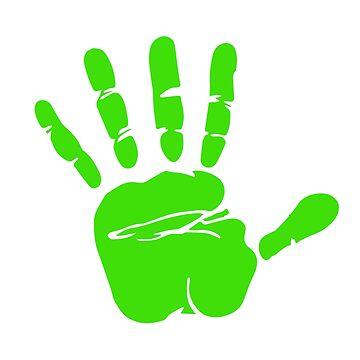 Handprint by simplyoj