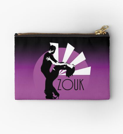 Time to zouk - pink Studio Pouch