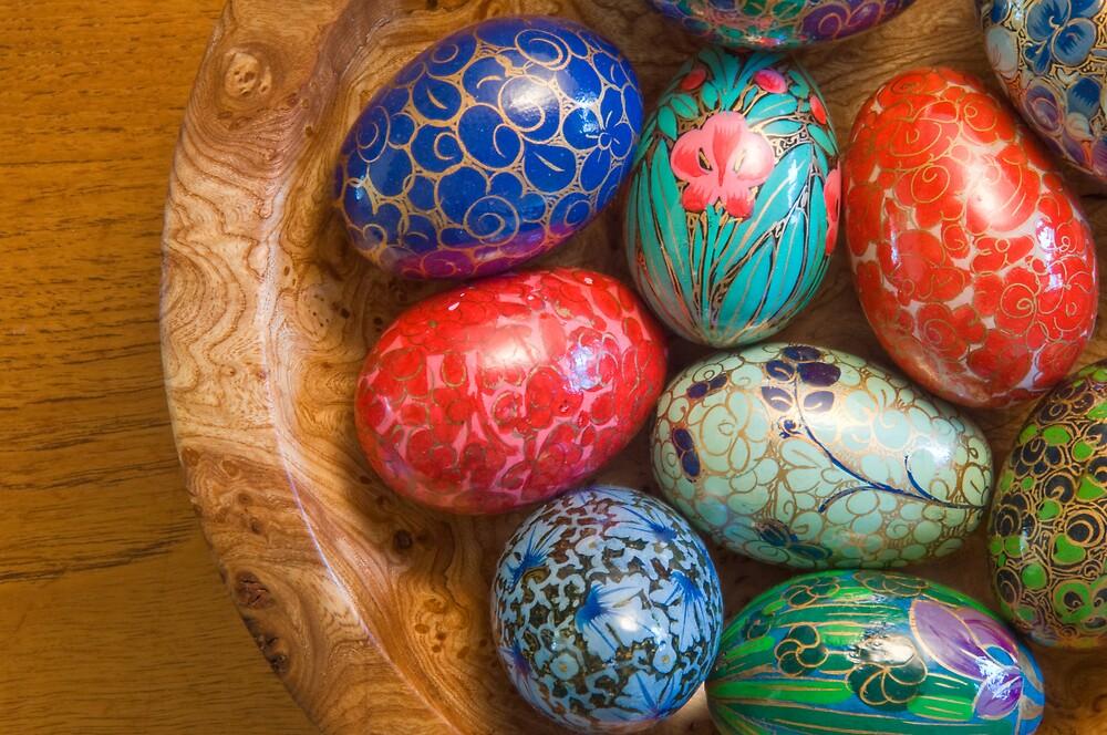 Eggs by Simon Coates