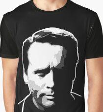 The Prisoner - Number Six - Patrick McGoohan Graphic T-Shirt