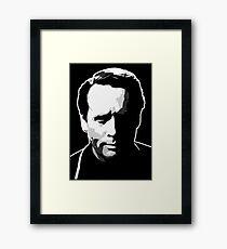 The Prisoner - Number Six - Patrick McGoohan Framed Print