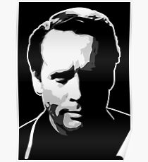 The Prisoner - Number Six - Patrick McGoohan Poster