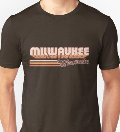 Milwaukee, WI   City Stripes T-Shirt