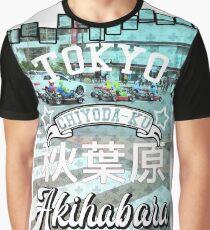 Akihabara Kart in Tokyo Japan like Mario Graphic T-Shirt