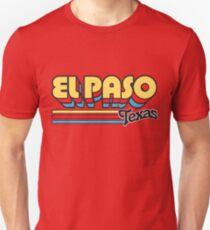 El Paso, TX | City Stripes T-Shirt