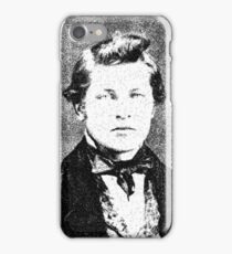 A young James A. Garfield, 20th President of the United States. 2 iPhone Case/Skin