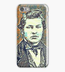 A young James A. Garfield, 20th President of the United States. 3 iPhone Case/Skin