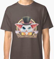 Gentleman Fluff: Coffee, Tea, or Me? Classic T-Shirt