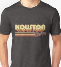 Houston, TX | City Stripes T-Shirt