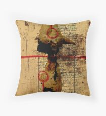 THE GREAT NAMELESS PIG PART ONE Throw Pillow
