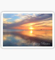 Sunset Mirror Sticker