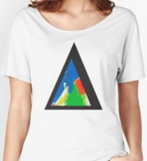 Alternative triangle Women's Relaxed Fit T-Shirt
