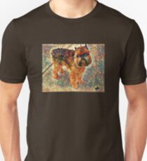 Brussels Griffon in Color T-Shirt