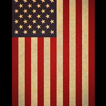 American Flag - Vertical by ItsNextYear