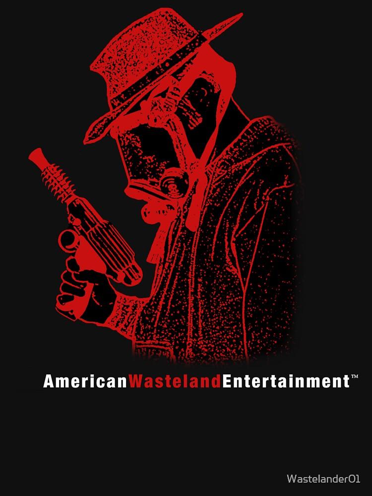 American Wasteland Entertainment Shirt or Travel Mug by Wastelander01