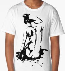 Nude  Long T-Shirt