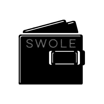 Swole Wallet by Exemplary