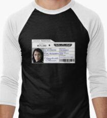 elizabeth shaw prometheus identification card T-Shirt
