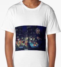 00Q - Office Long T-Shirt