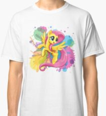 my little pony fluttershy Classic T-Shirt