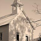 Methodist Church III by Gary L   Suddath