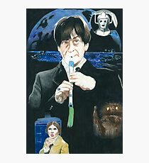2nd Doctor Troughton Photographic Print