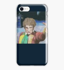 6th Doctor Colin Baker iPhone Case/Skin