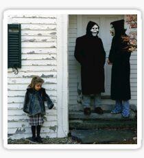 'The Devil And God Are Raging Inside Me' Album Art (Brand New) Sticker
