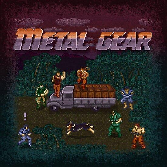 Gear Metal by likelikes