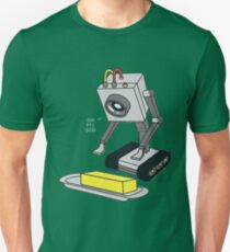 Rick & Morty Pass The Butter Unisex T-Shirt